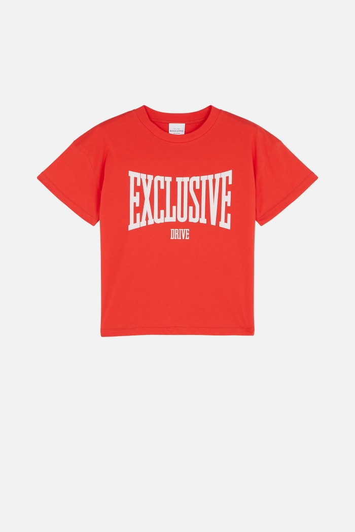 Tee shirt Neverexclusive - Jersey