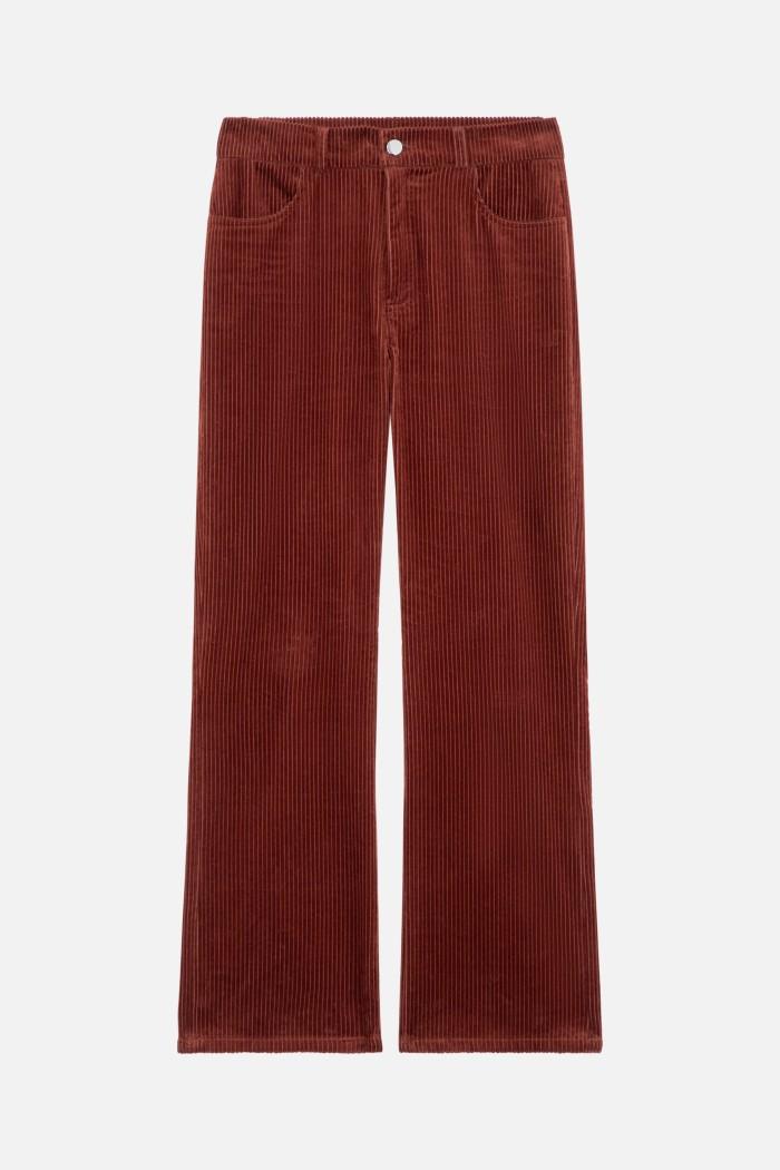 Corduroy Selva pants