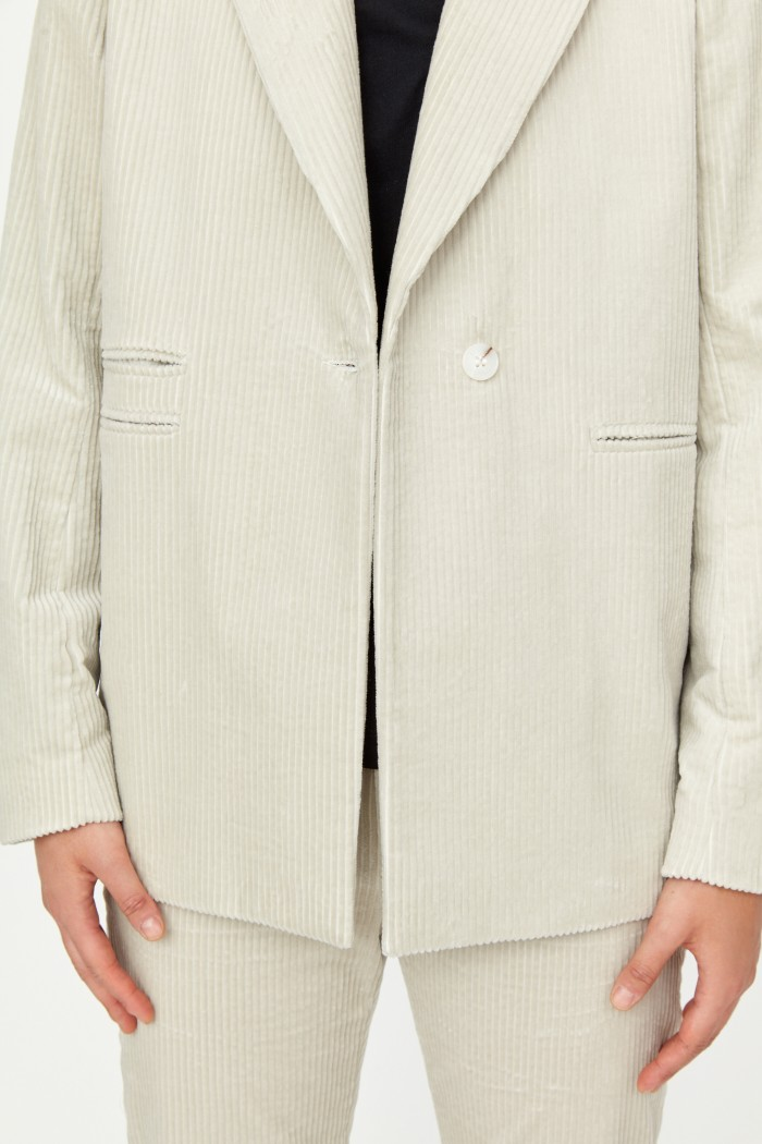 Corduroy Shaft jacket