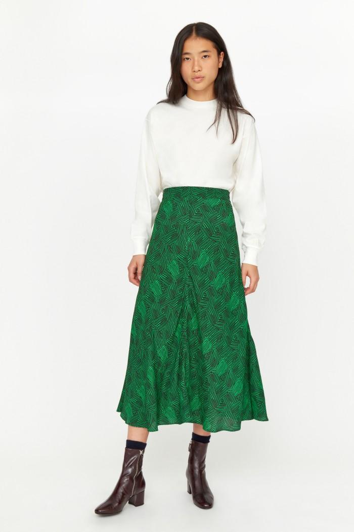 Wanda Elton skirt