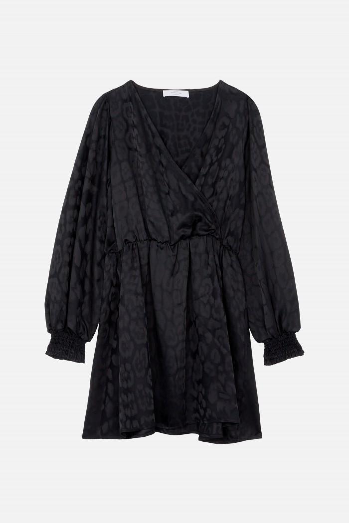 Leopard Margo dress