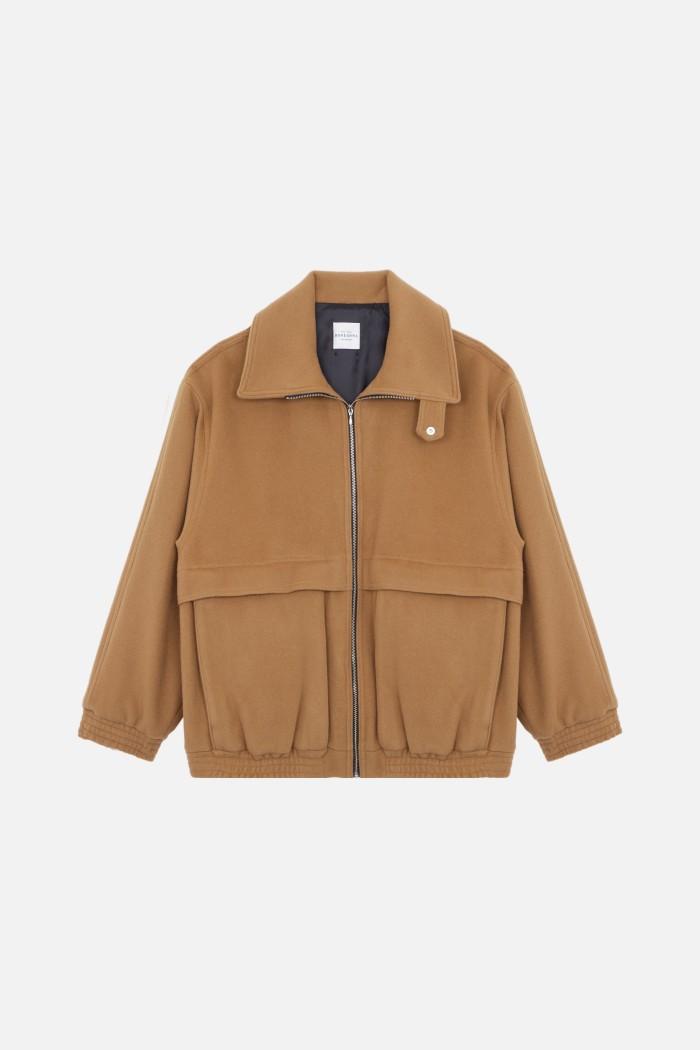 Peggy Folk coat