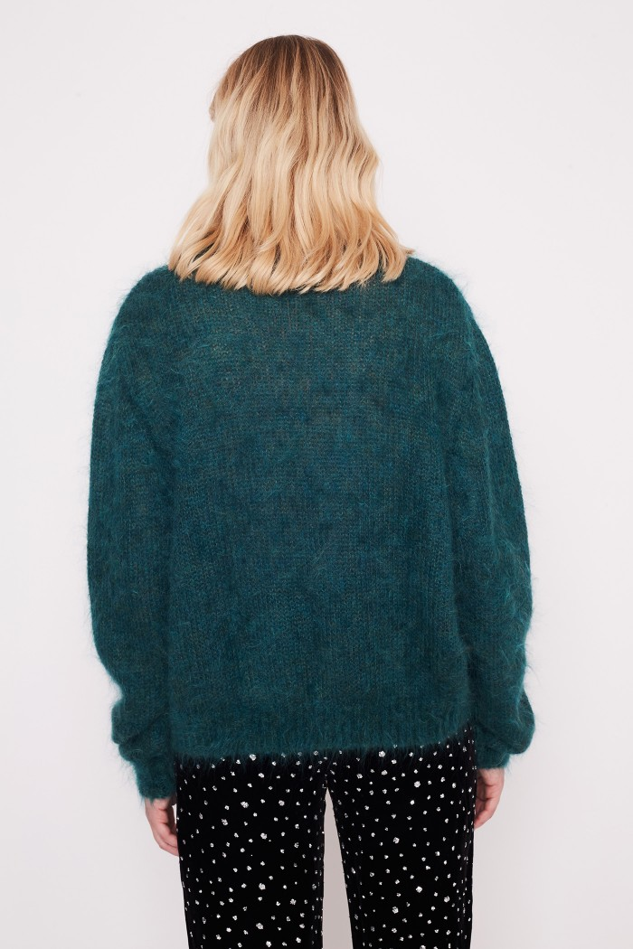 Pull Sam Light mohair