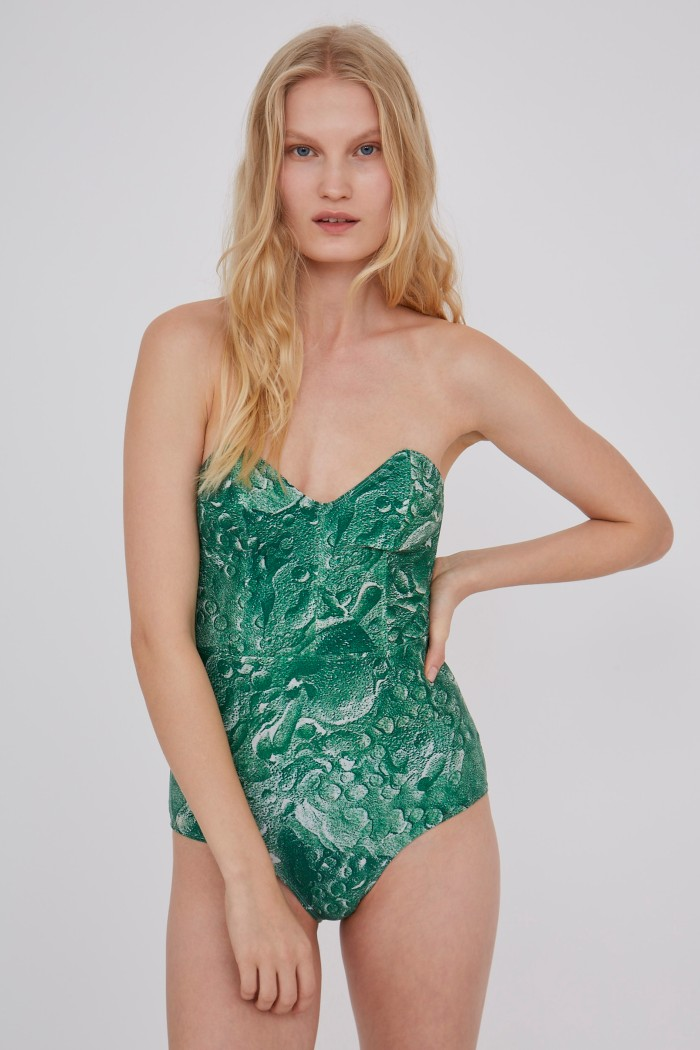 Maillot 1 piece Thelma Mineral