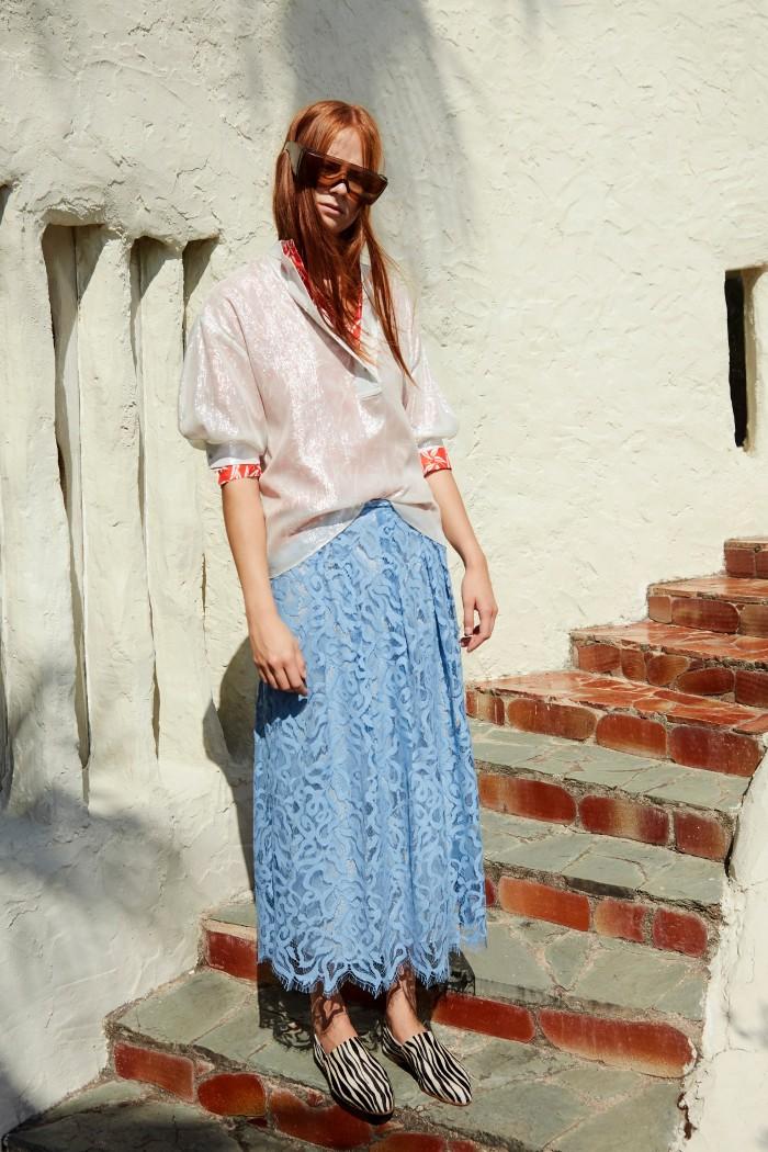 Arabesque Light Skirt