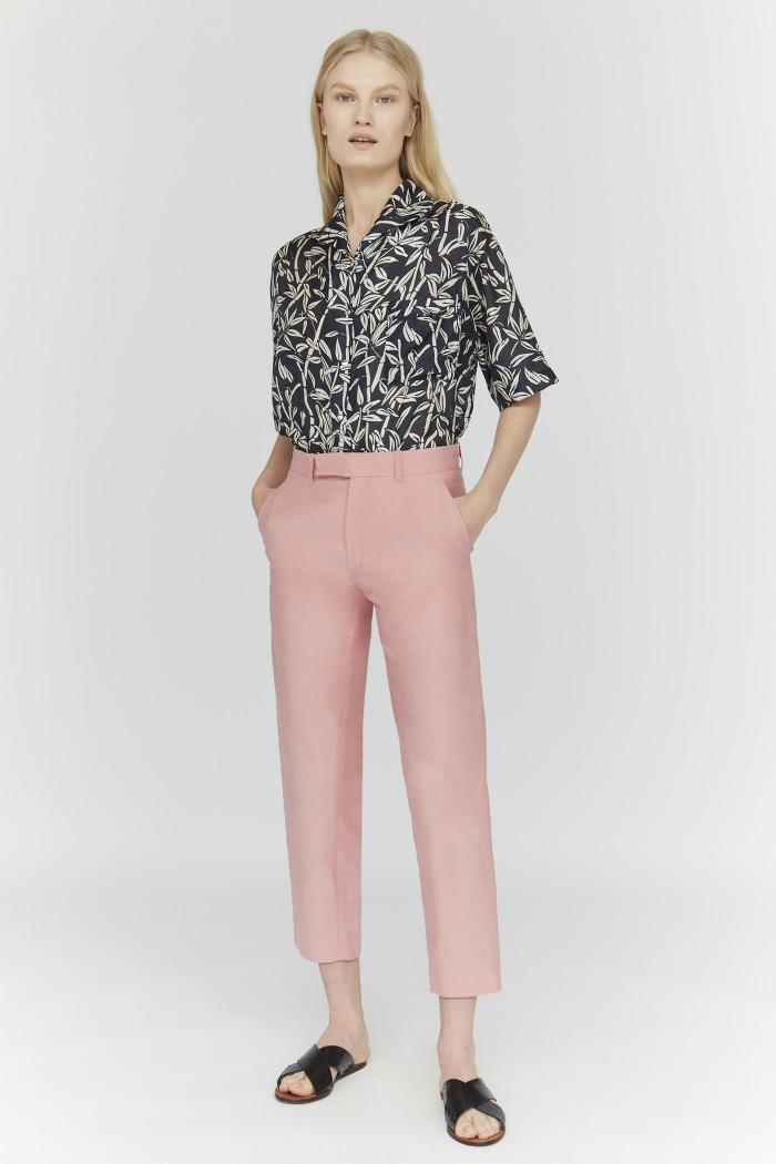 Pantalon Janet Shantung