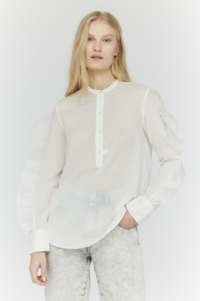 Volant Fly Blouse