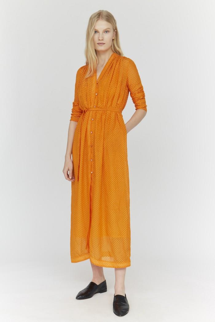 Cut Yarn Mercy Dress