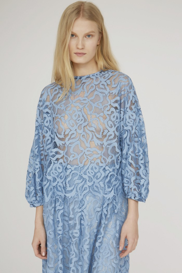 Blouse Girl Arabesque