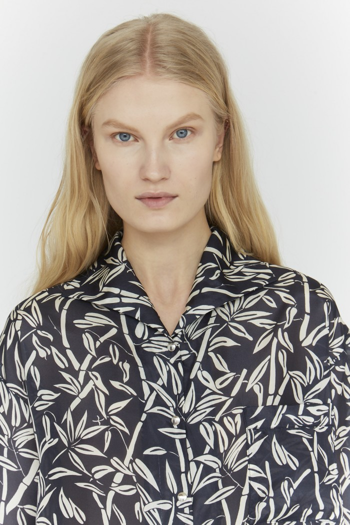 Bamboo Cuba Shirt