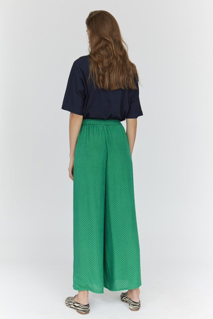 Pantalon Nor Cut yarn