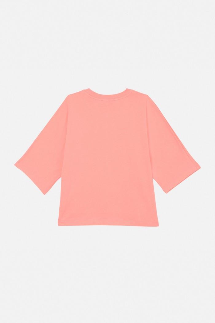 Tee shirt uni Collins Jersey