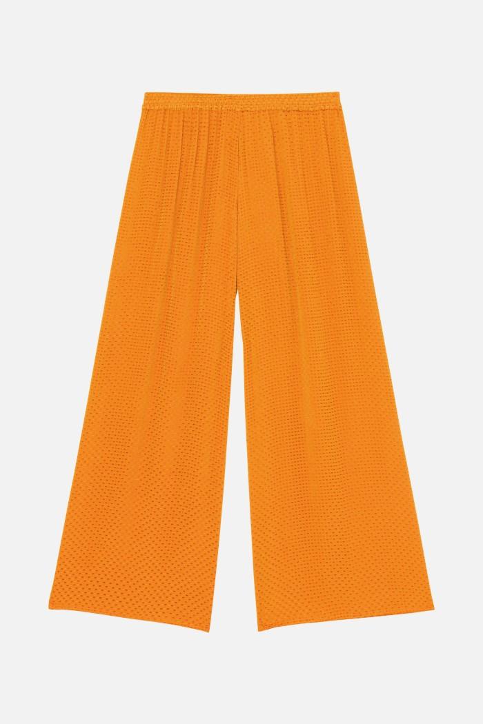 Cut Yarn Nor Trousers