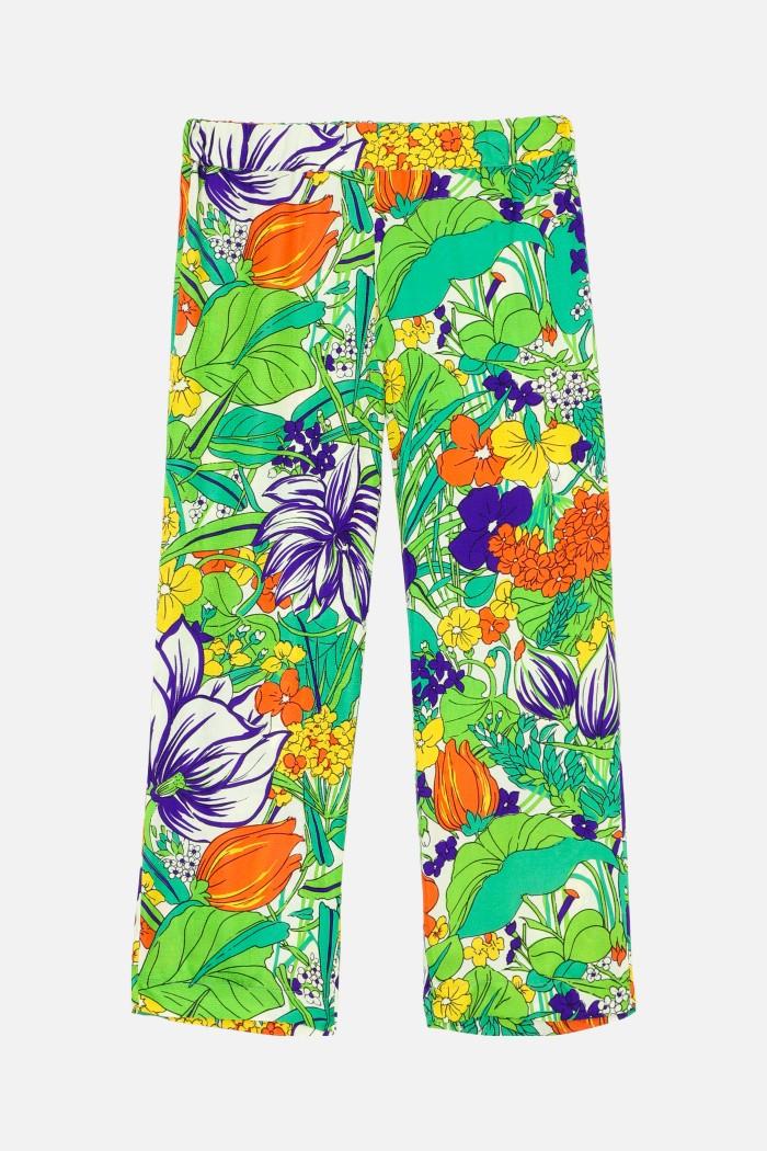 Pantalon Kors Botanique
