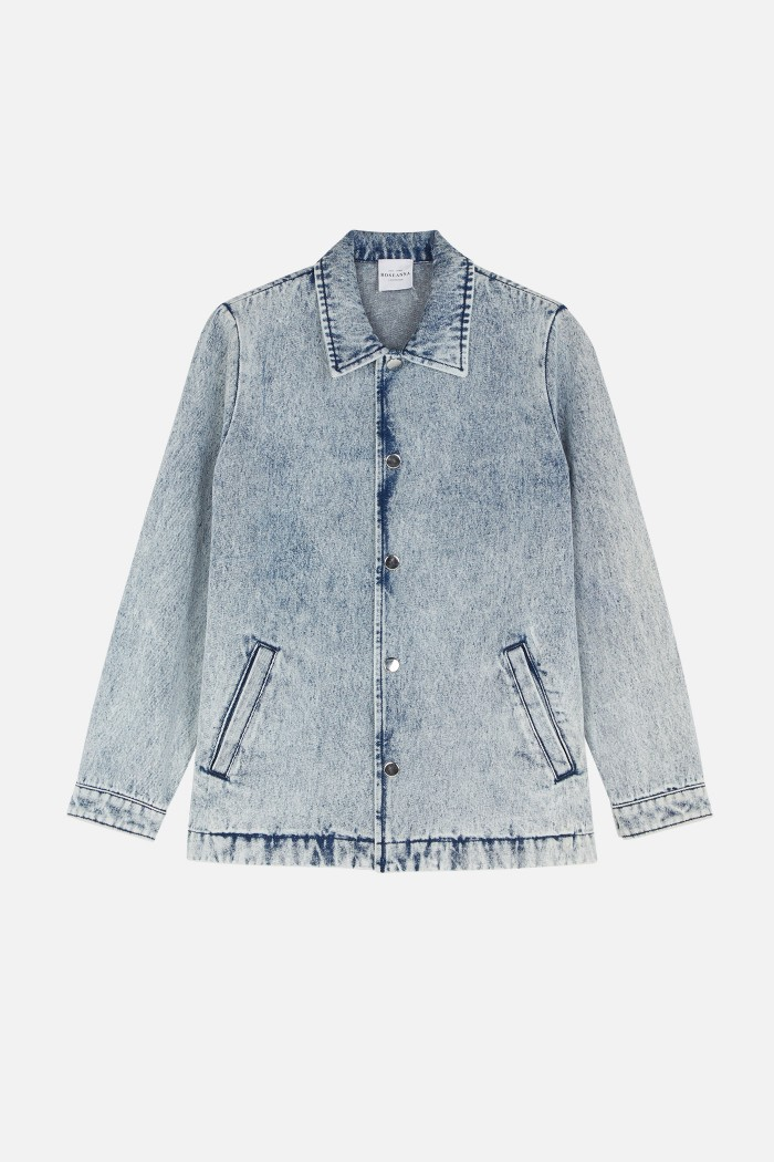 Veste Workerwe - Denim