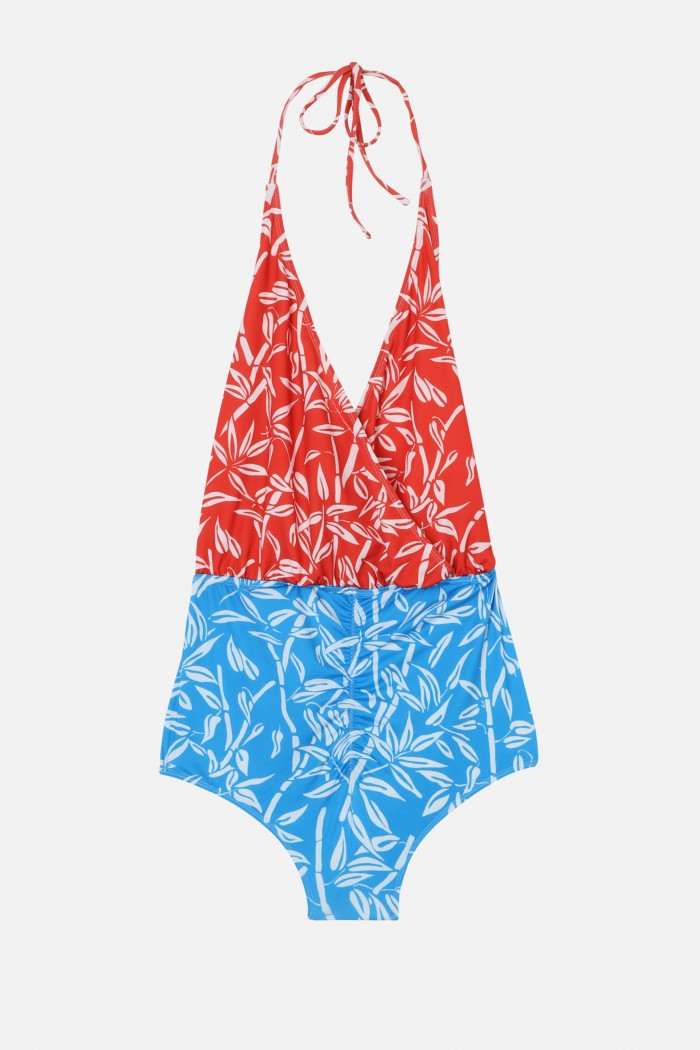Bamboo Falcon Swimsuit