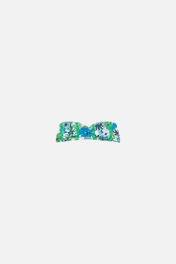 Bandeau maillot Flume - Hawai