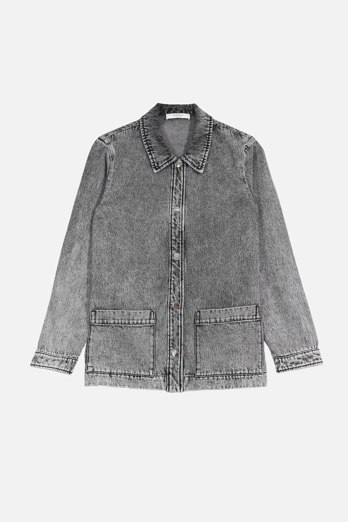 Veste Worker - Denim