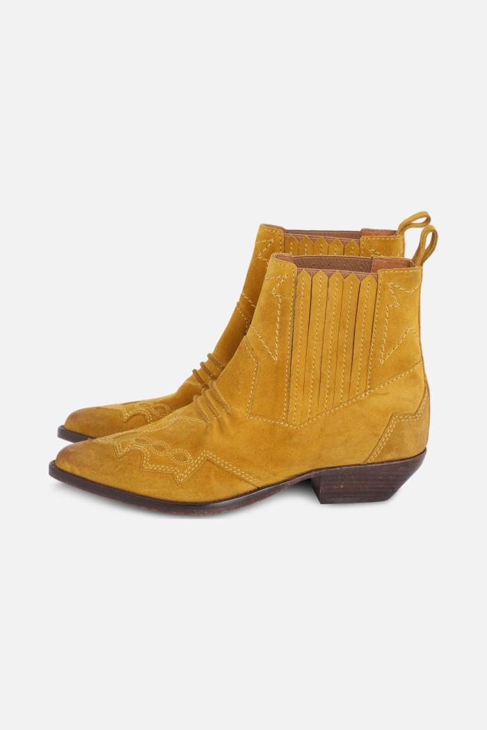 Boots Tucson Souliers - cuir