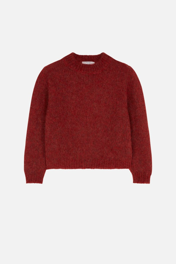 Pull Sam - Light mohair