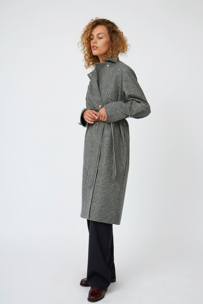 Crespi Fern Coat