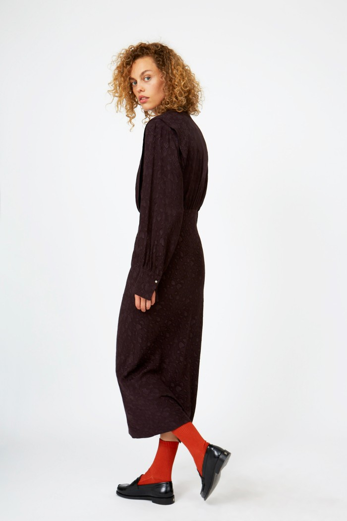 Dino Joy Long Dress