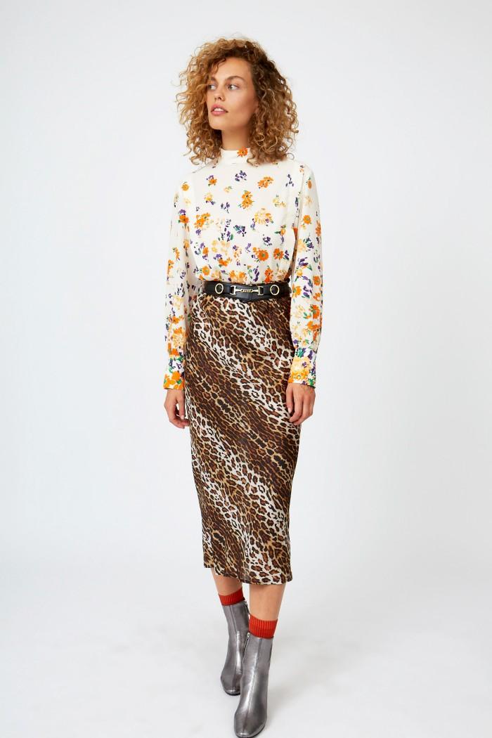 Gabriella Fame Long Skirt