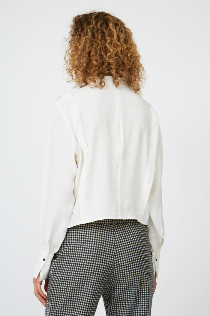 Letters Lily Blouse