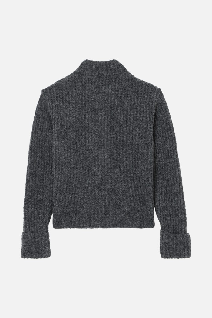 Mesh Wings Sweater
