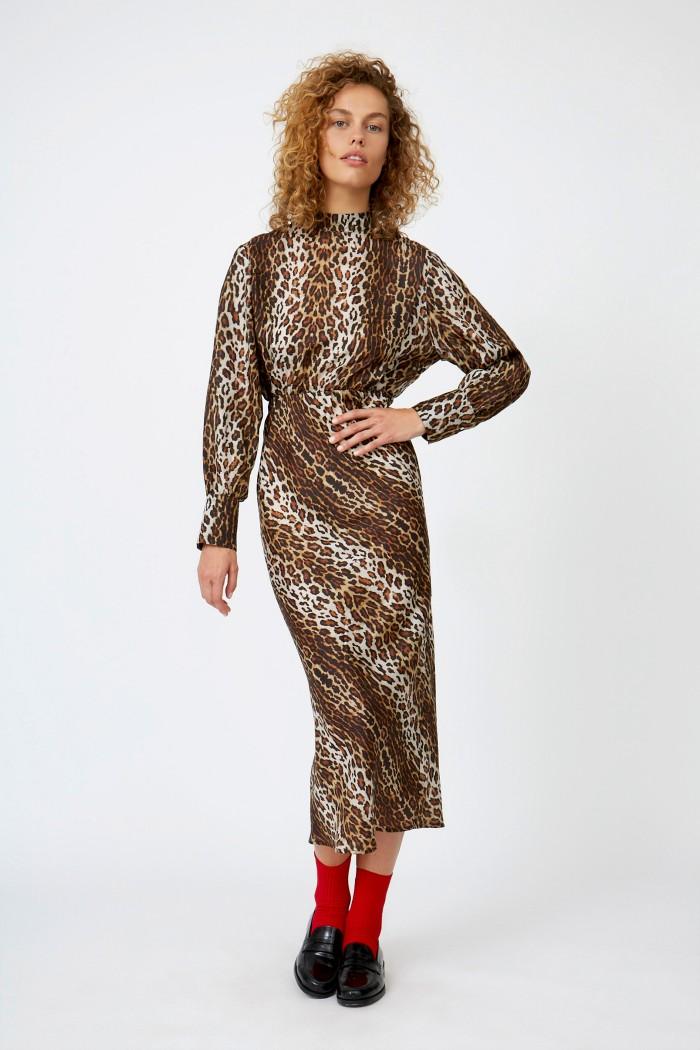 Gabriella Joy Long Dress