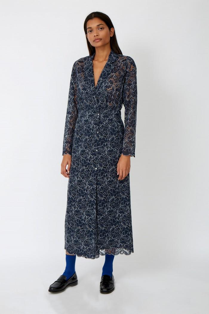 Fiore Doll Long Dress