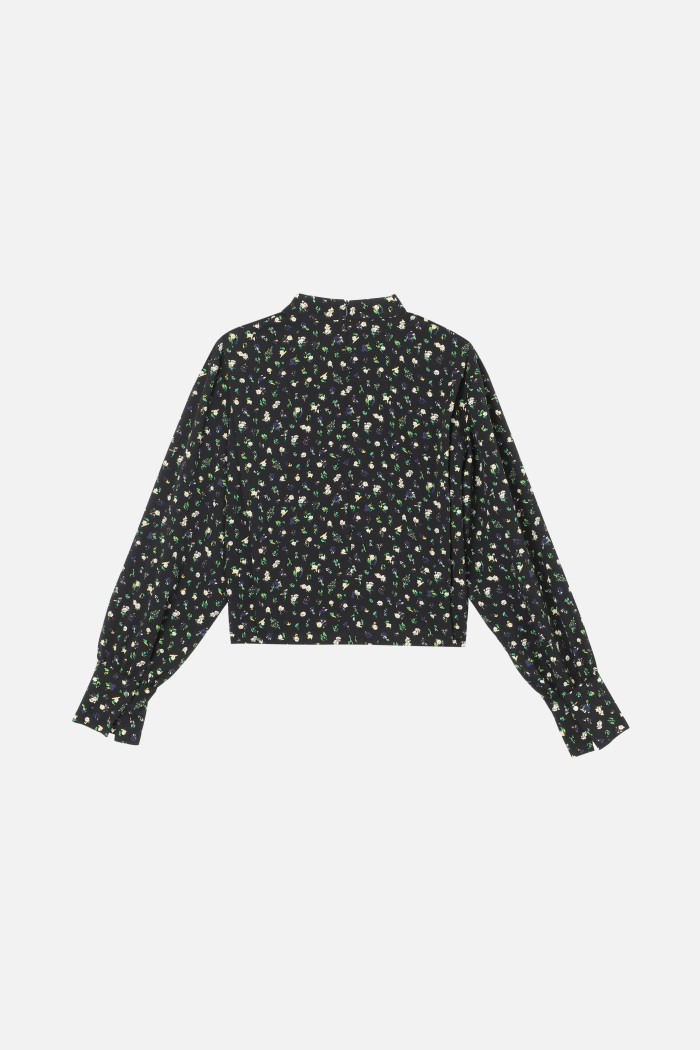 Wave Lily Blouse