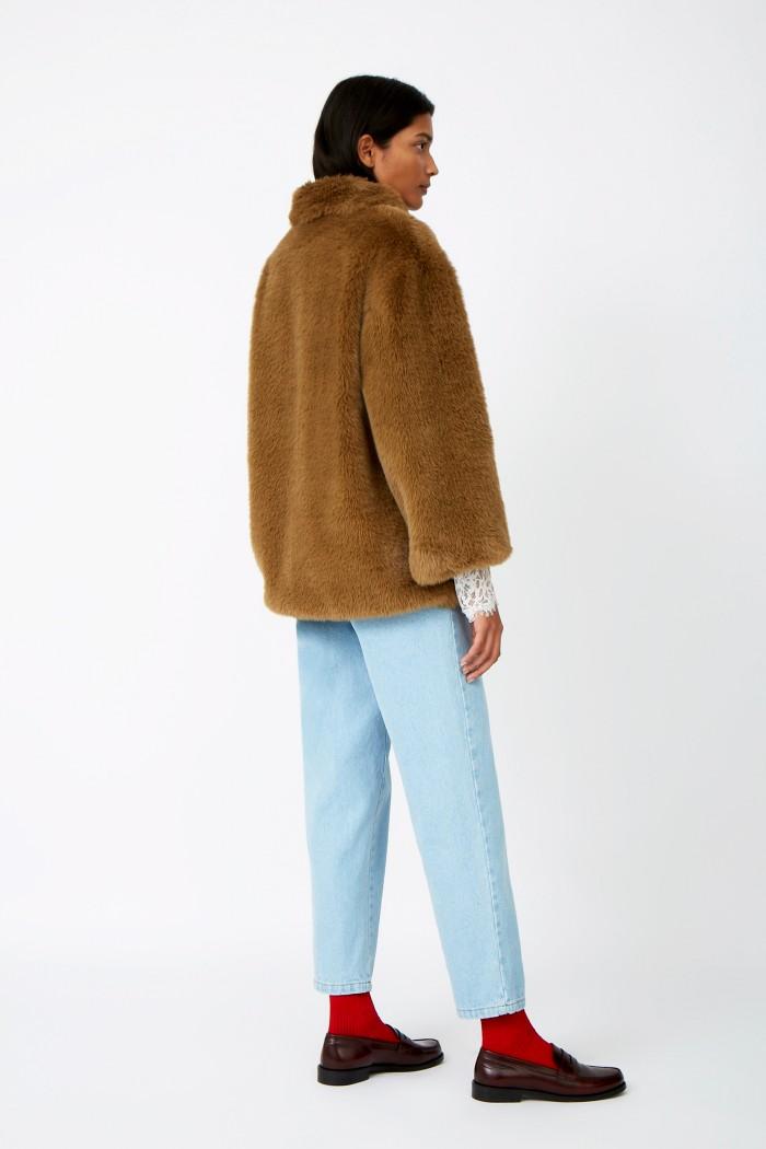 Fur Spark Coat