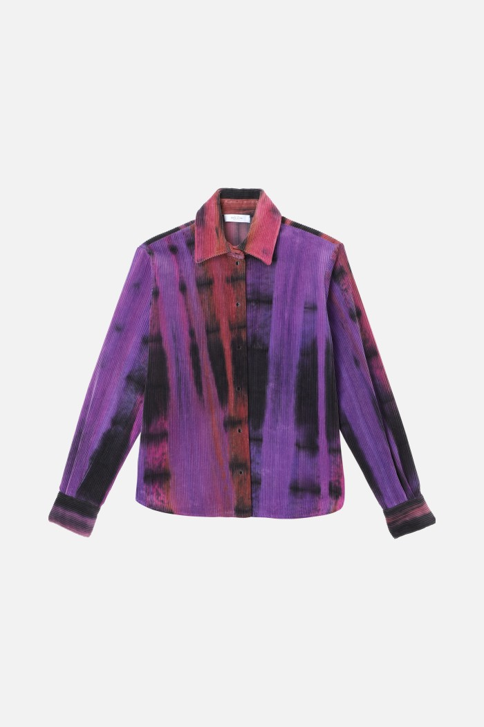 Tie And Dye Lucien Shirt