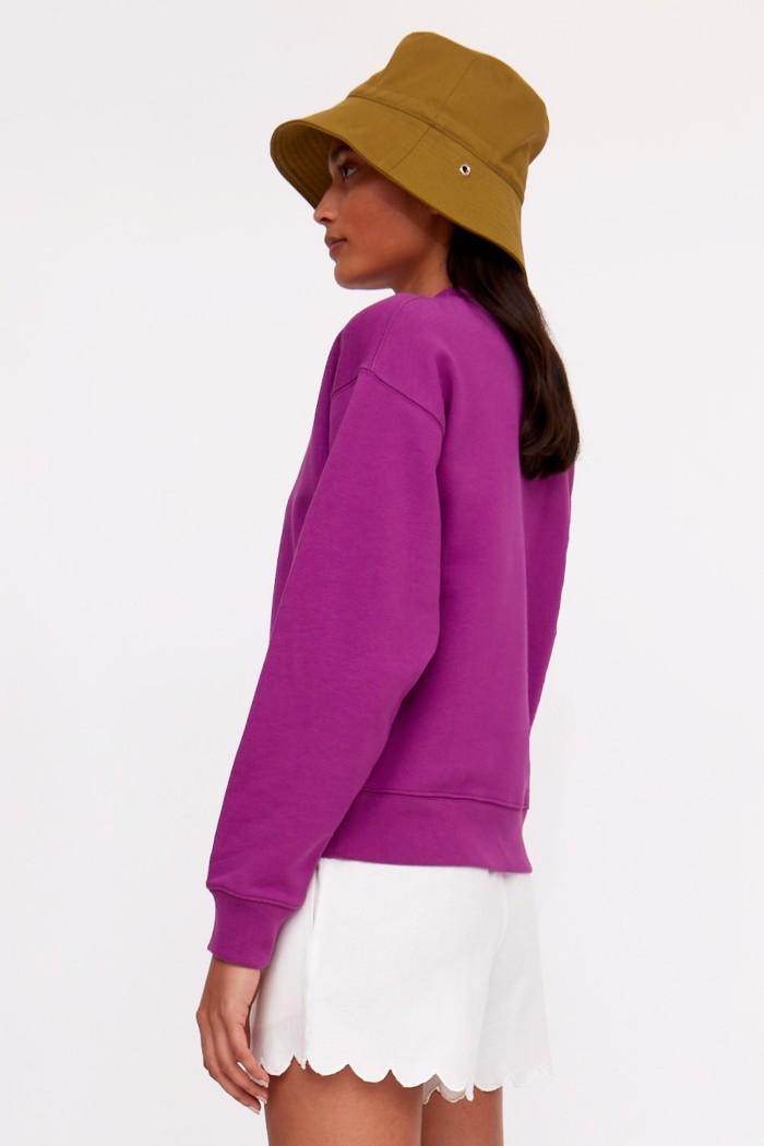 Sweatshirt Louisrr Molleton - jersey