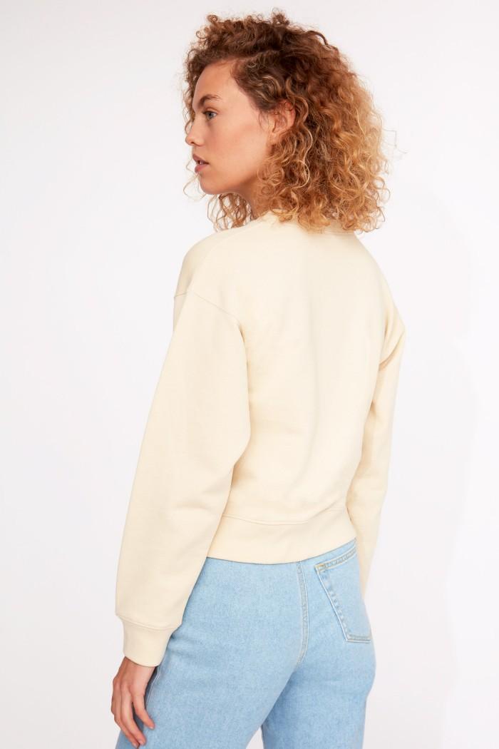 Sweatshirt Louissunset Molleton - jersey