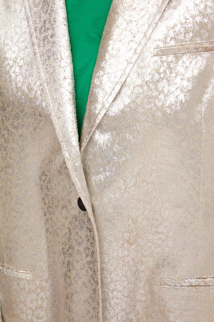 Veste-blouson Joseph Casino - glitter