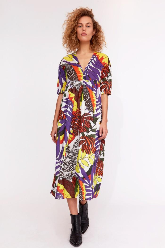 Robe Otis Ursula - print