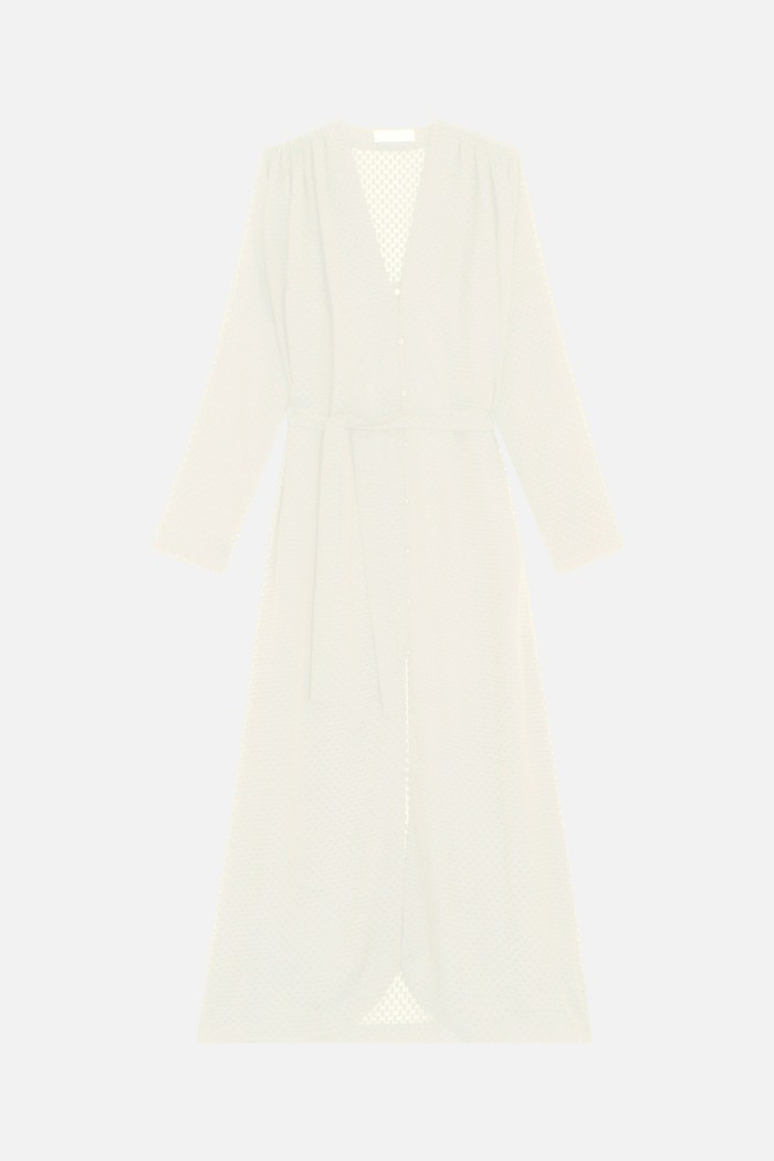 Robe Mercy Cut yarn - uni