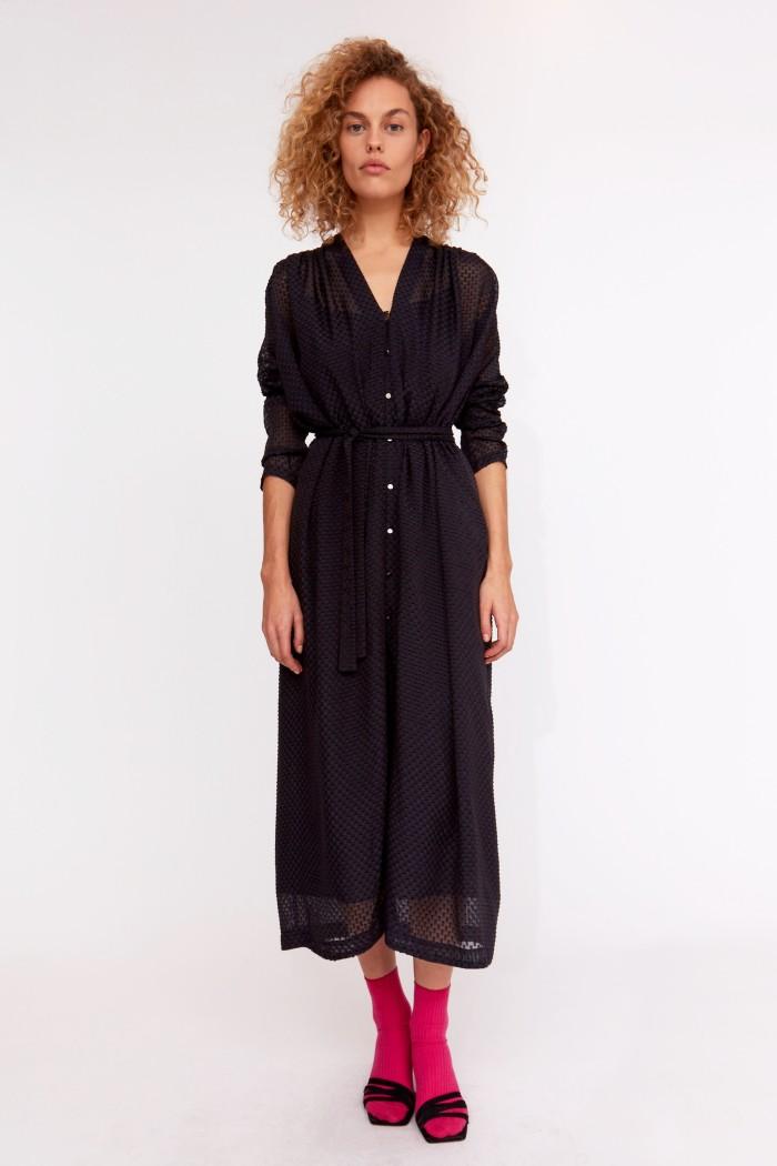 Robe Mercy Cut yarn - uni