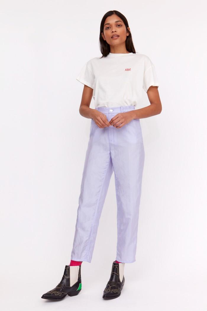 Pantalon Bloom Taffetas - uni