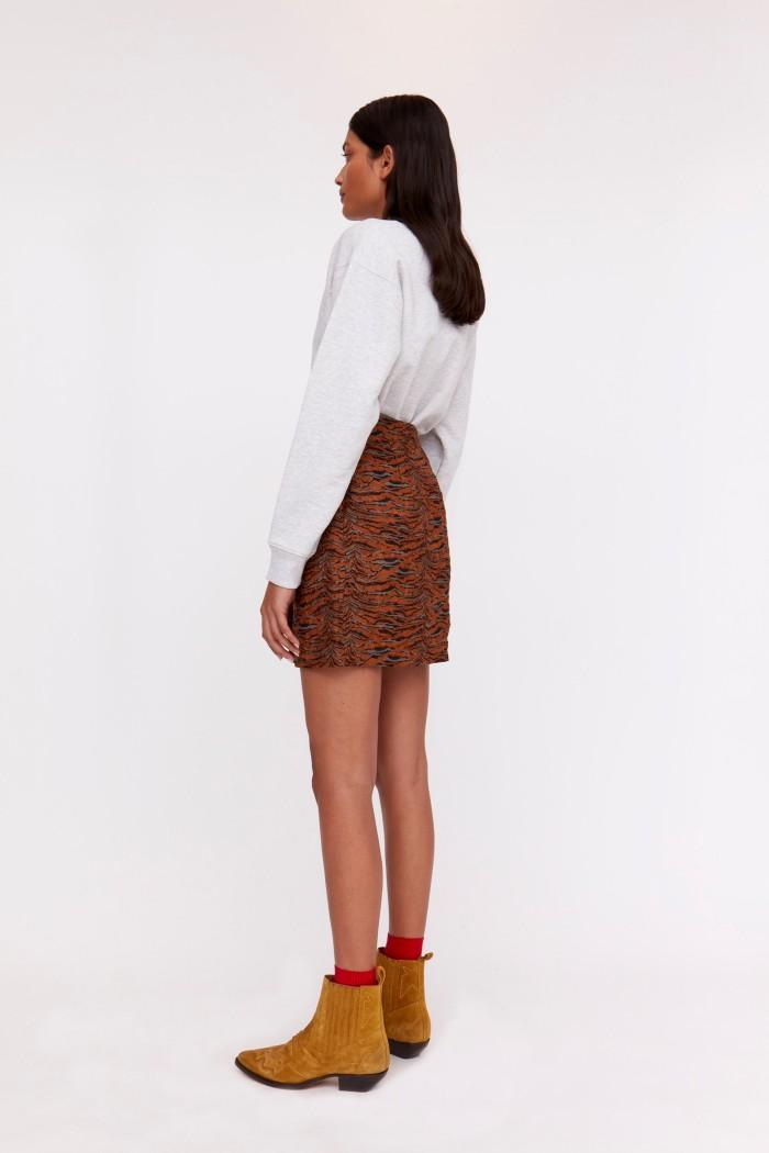 Landscape Town Skirt