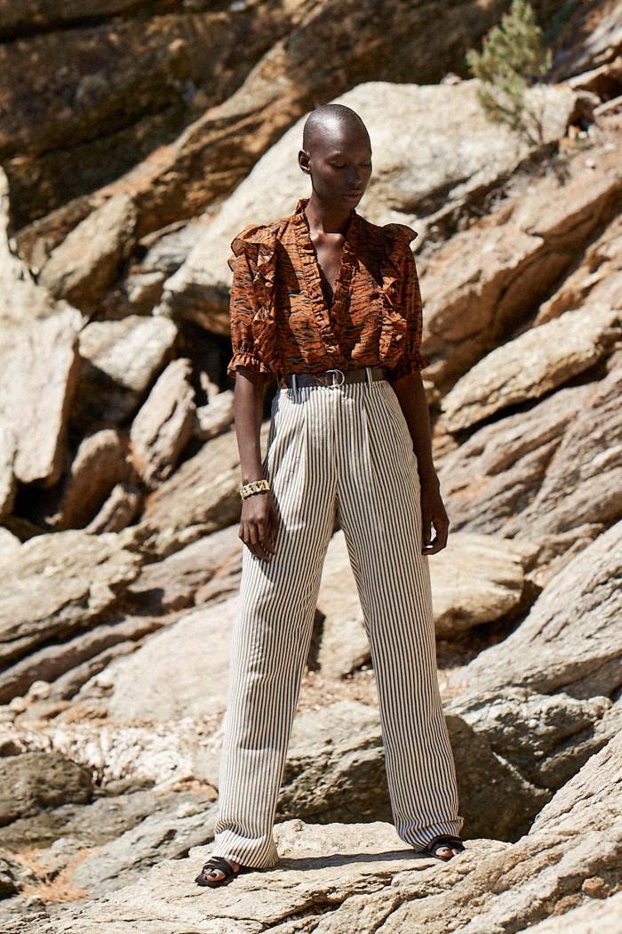 Pantalon Jade Melina - graphique