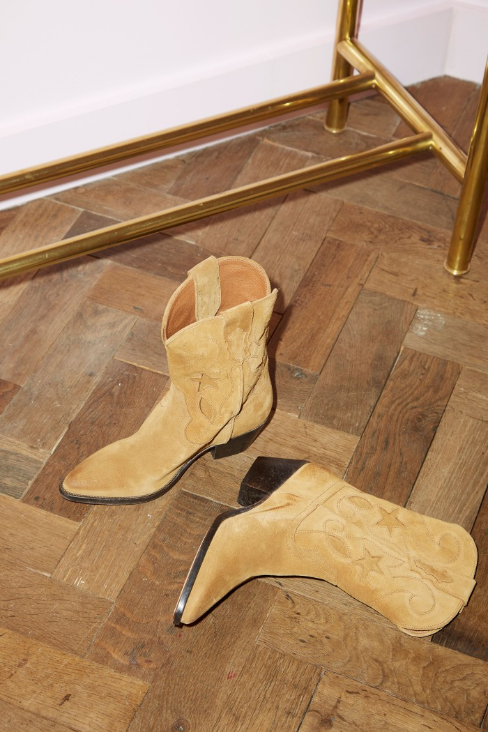 Bottes Mia Souliers - cuir