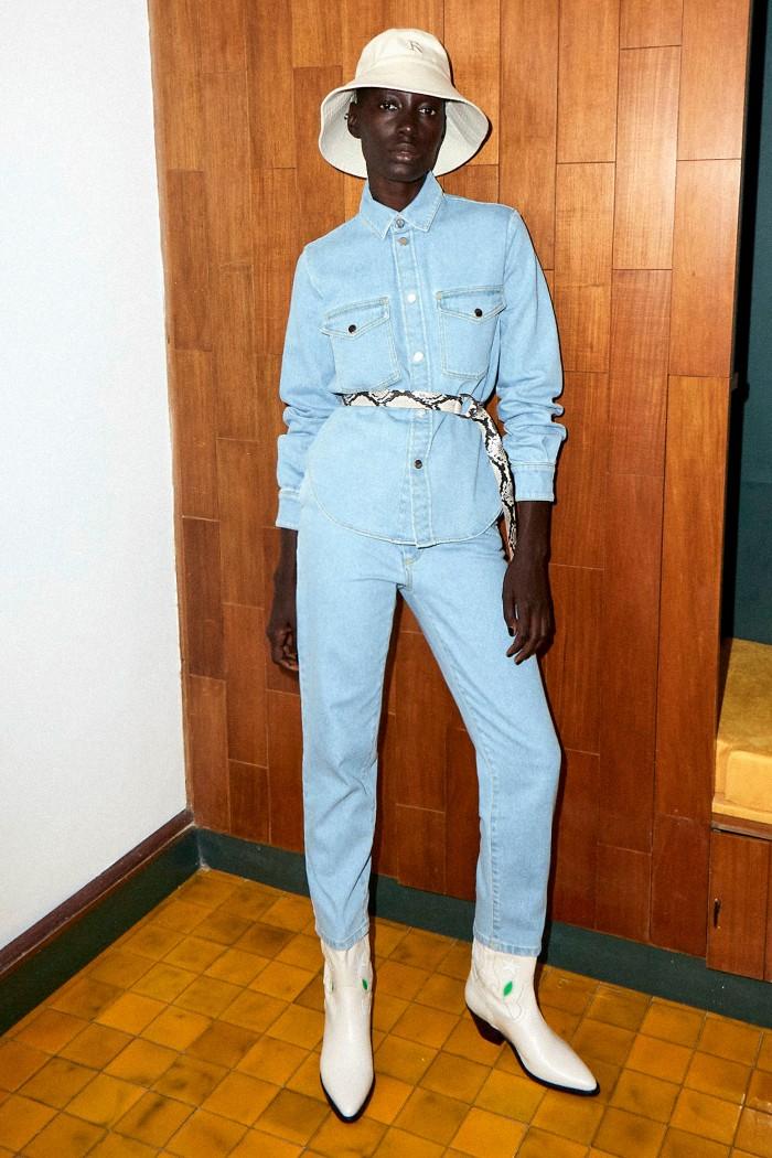Jeans Bloom Denim - denim