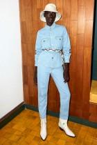 Denim Bloom Jeans