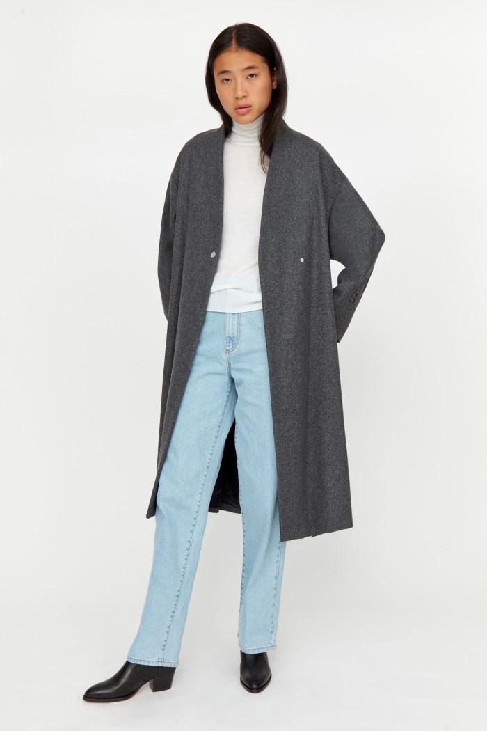 Serpico Bauhaus coat