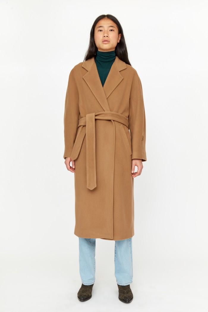 Max Folk coat