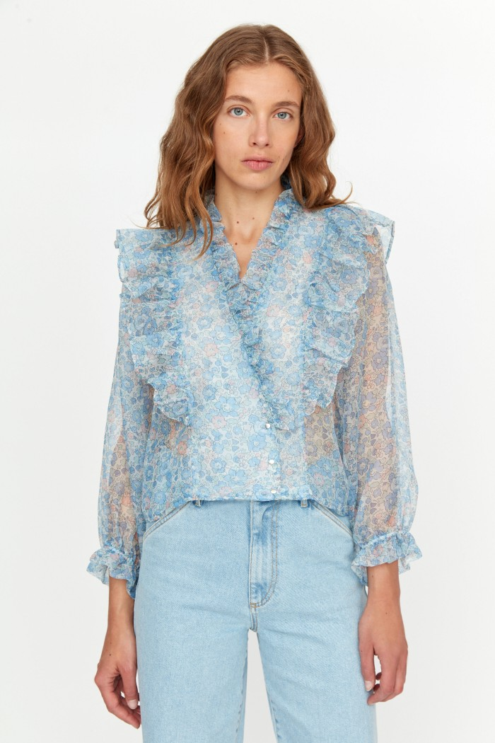 Rocco Fresh blouse