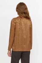Doris Leopard blouse